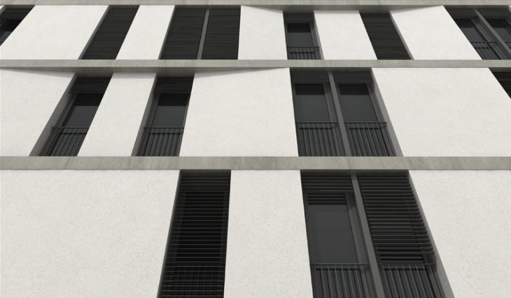 Xgorn s arquitecte barcelona ma concursos edifici - Pis proteccio oficial barcelona ...